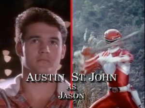 Austin St. John as 'Jason'
