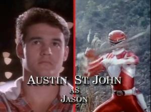 Austin St. John as 'Jason'