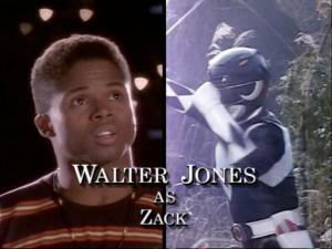 Walter Jones as 'Zack'