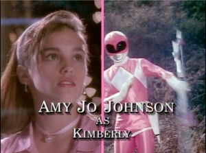 Amy Jo Johnson as 'Kimberley'