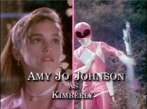 Amy Jo Johnson as 'Kimberley'