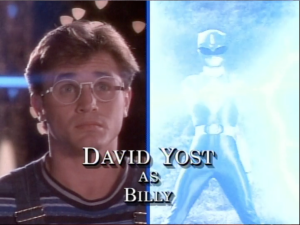 David Yost as 'Billy'