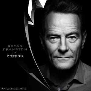 Bryan Cranston as Zordon