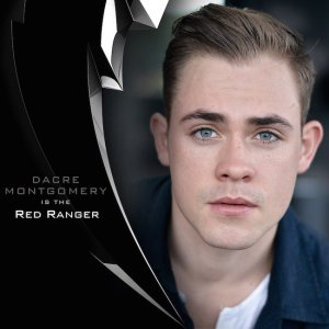 Dacre Montgomery as the Red Ranger