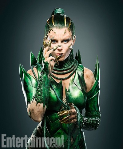 Rita Repulsa's new look