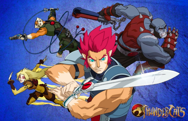 Thundercats remake