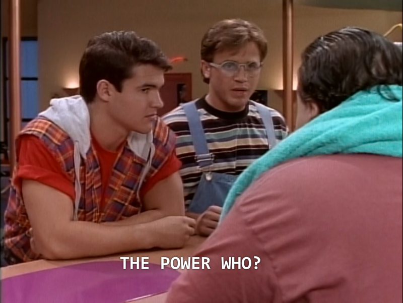 "Jason: ""The Power who?"""