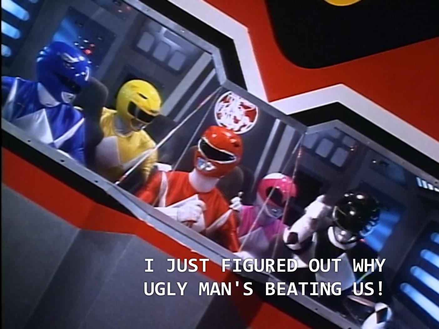 Power Rangers Mighty Morphin Season One E10 Happy Birthday Zack